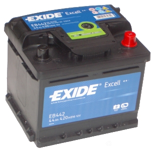Exide Excell EB 442 J+