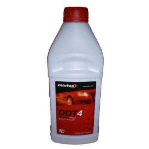 Mintex Dot 4 fékfolyadék 1 liter