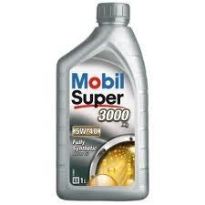 Mobil Super 3000X1 5W-40 1 liter