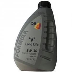 Q8 Formula V Long Life 5W-30 1 liter